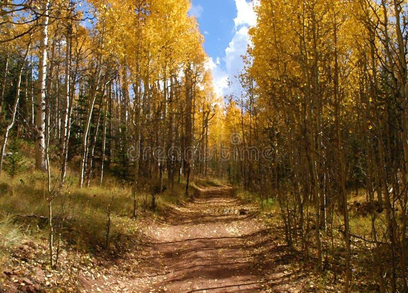 De Esp van Colorado stock foto's