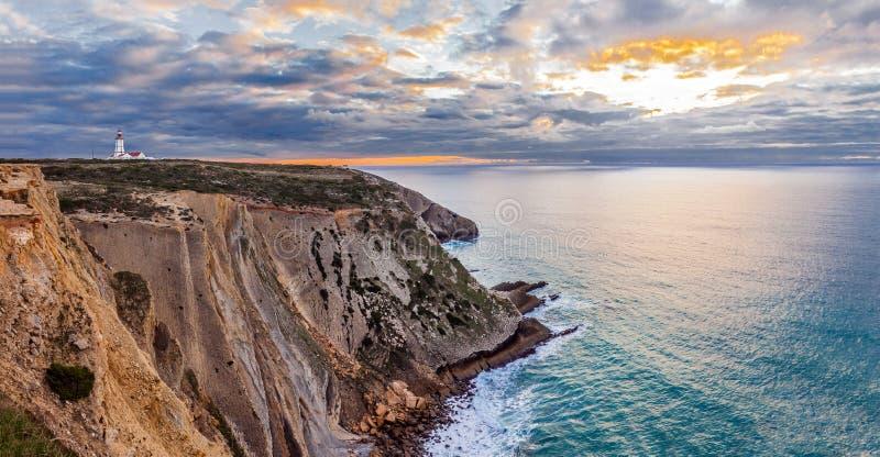 De Espichel-Kaap stock afbeeldingen