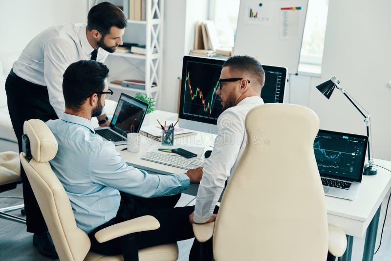 De evaluatie van risico's royalty-vrije stock afbeeldingen