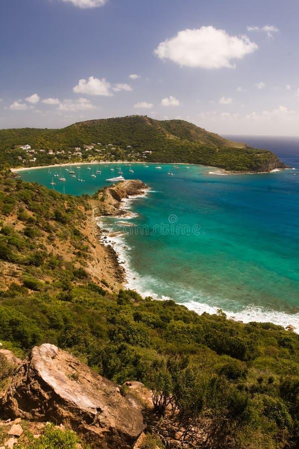 De Exploraties van Antigua royalty-vrije stock foto