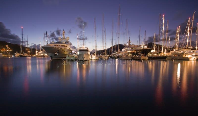 De Exploraties van Antigua stock foto