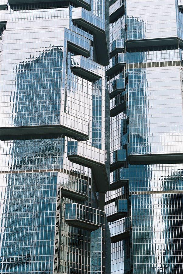 De Extreme Toren Lippo van de architectuur royalty-vrije stock afbeelding