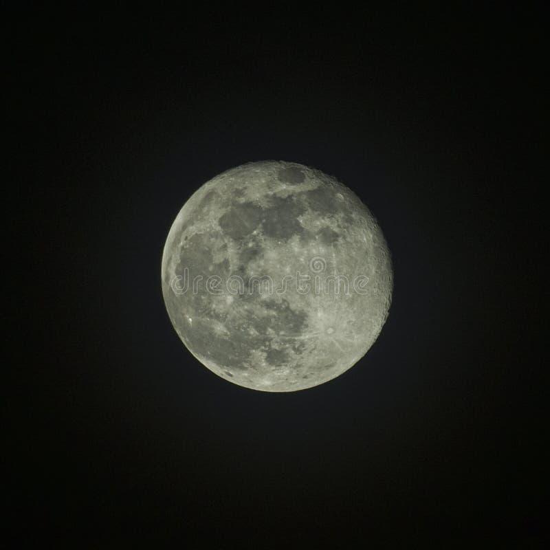 De fase van de maan royalty-vrije stock fotografie