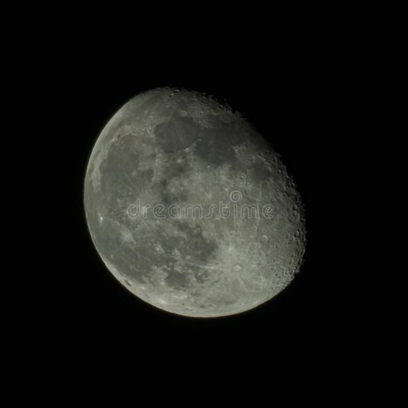 De fase van de maan stock afbeeldingen