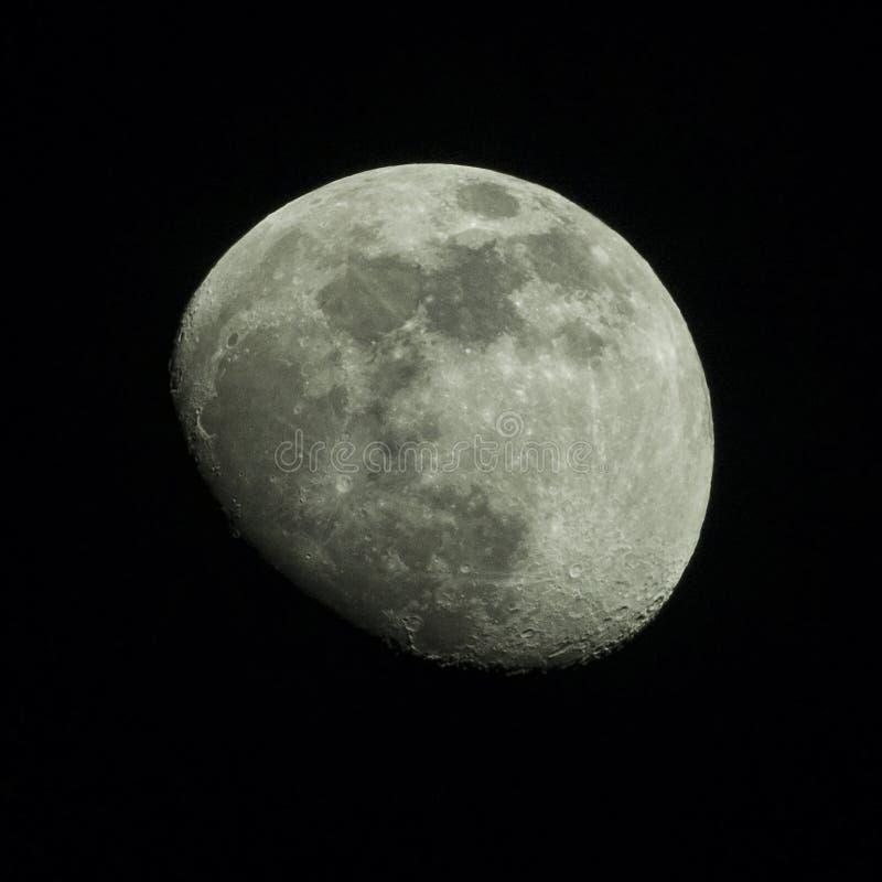De fase van de maan royalty-vrije stock foto's
