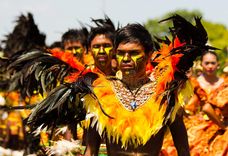 De Fiesta 2012 van Aliwan royalty-vrije stock fotografie
