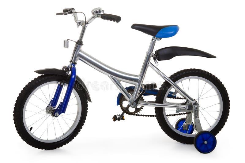 De fiets van het kind royalty-vrije stock afbeelding