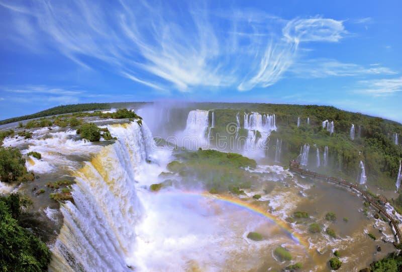De fijne mist over het water royalty-vrije stock foto's