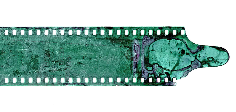 De film van de camera royalty-vrije stock foto's