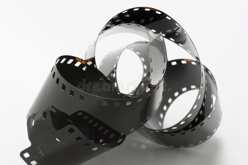 De Film van de camera stock foto