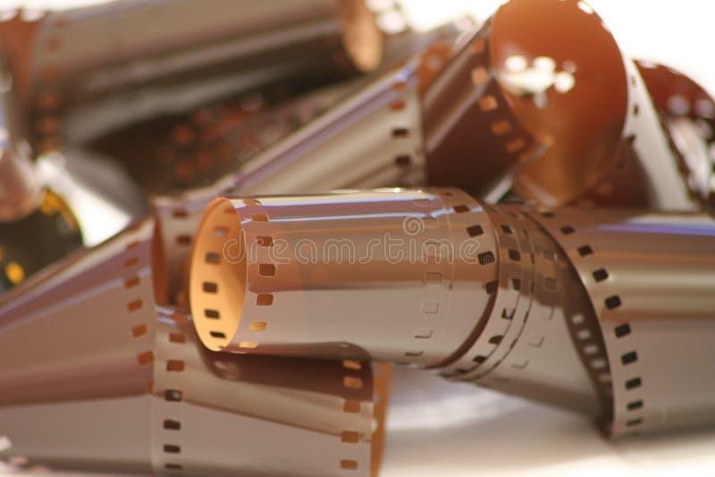 De Film van de camera royalty-vrije stock foto