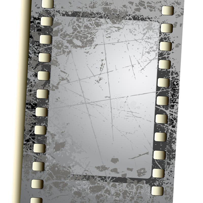 De film van de foto royalty-vrije illustratie
