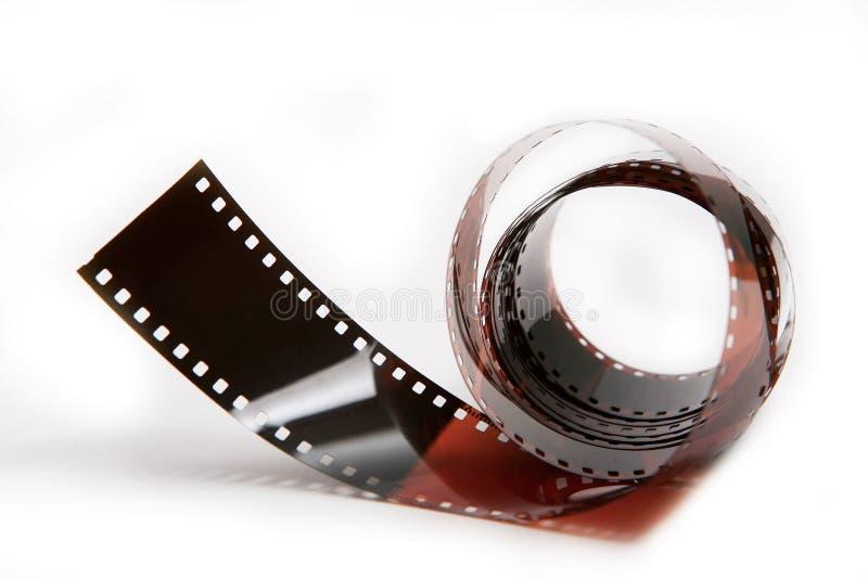 De film van de foto stock afbeelding
