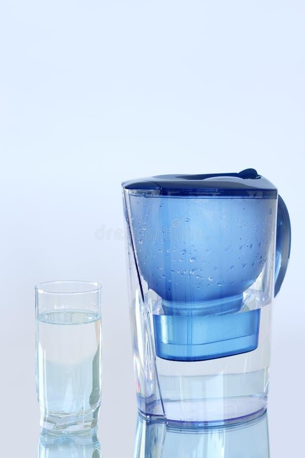 De filter van het water royalty-vrije stock foto's