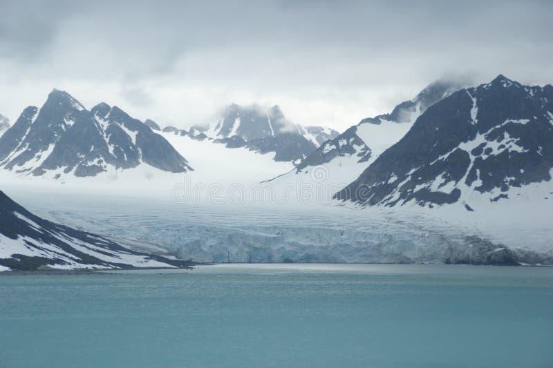 De fjord 2009 van Magdalenen stock afbeeldingen