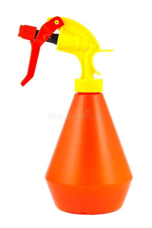 De fles van de nevel stock afbeelding
