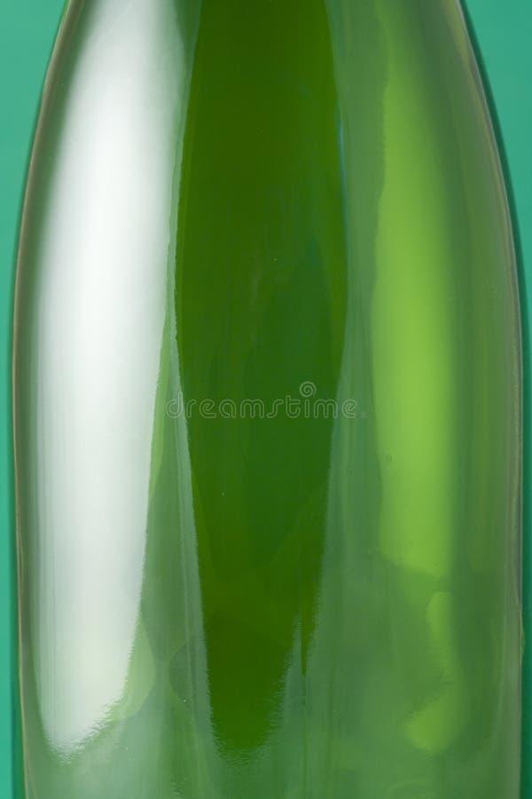 De Fles van de wijn royalty-vrije stock foto's