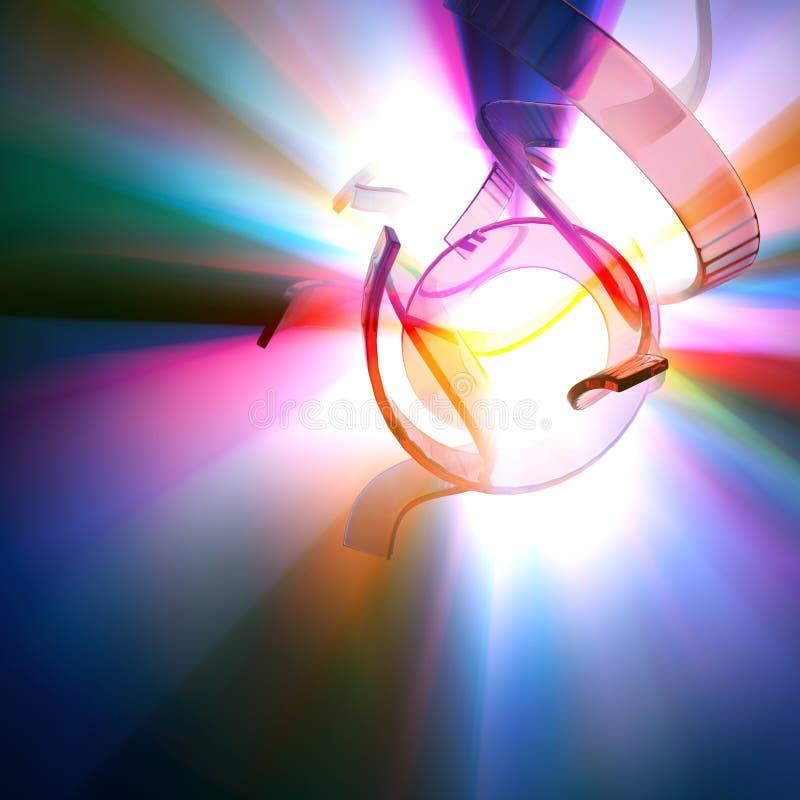 De Flits van het spectrum vector illustratie