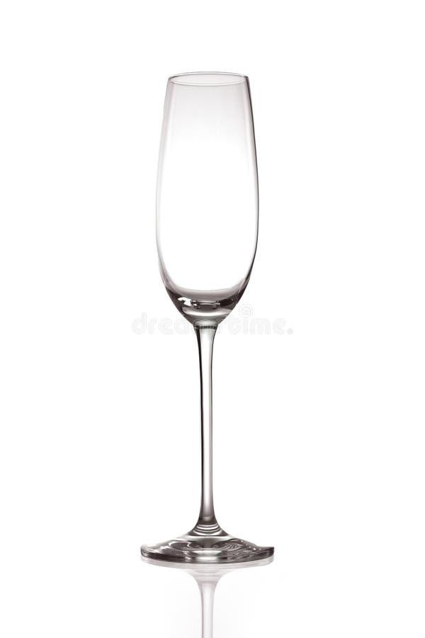 De fluit van Champagne royalty-vrije stock afbeelding