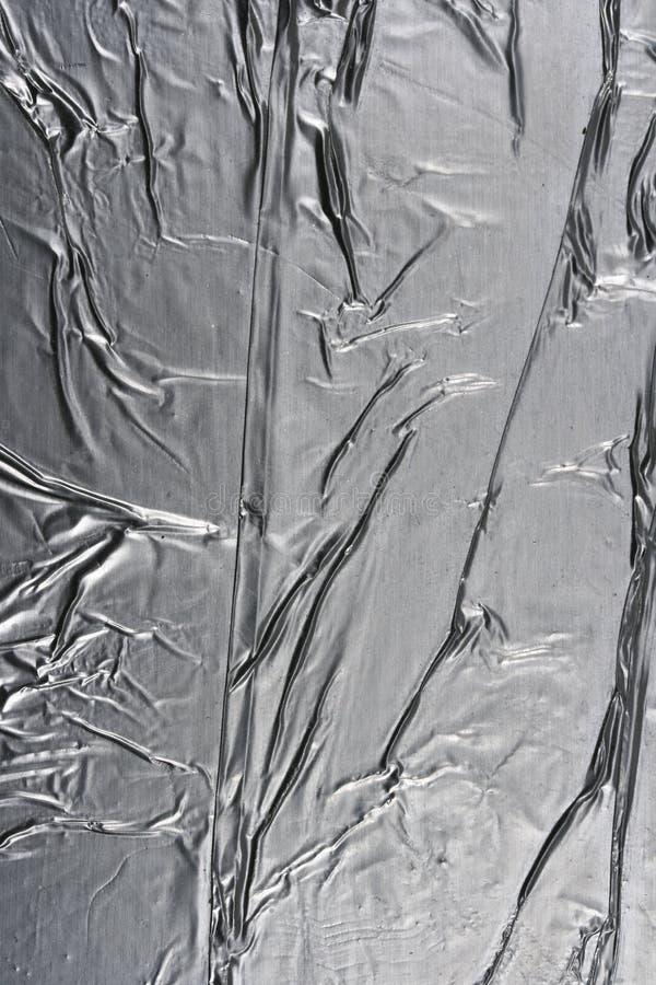 De Folie van het tin stock afbeeldingen