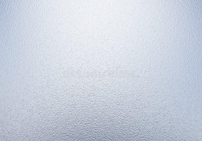 De foliemetaal van het zilver of van het tin royalty-vrije stock afbeelding