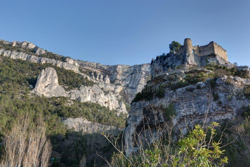 ` de Fontaine de Vaucluse do ` - Provence - França fotografia de stock
