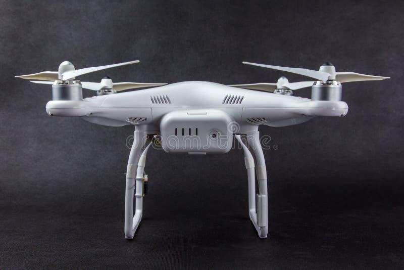 De foto van de Dronstudio royalty-vrije stock afbeeldingen