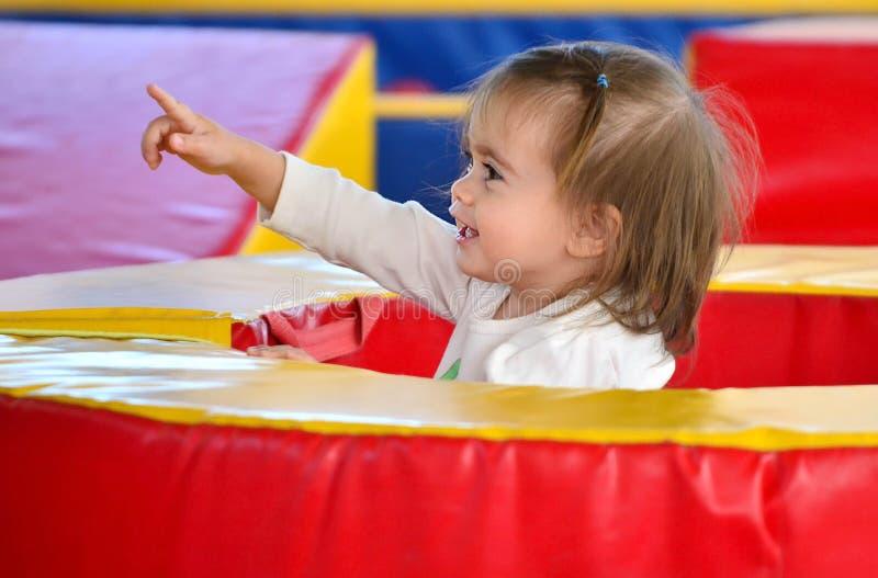De Foto van het concept - Kinderjaren royalty-vrije stock foto