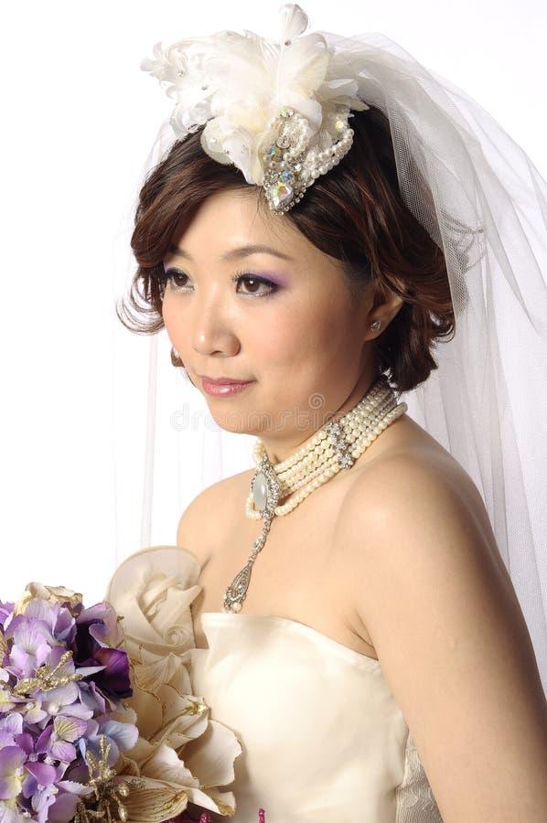 De Foto van het huwelijk royalty-vrije stock afbeeldingen
