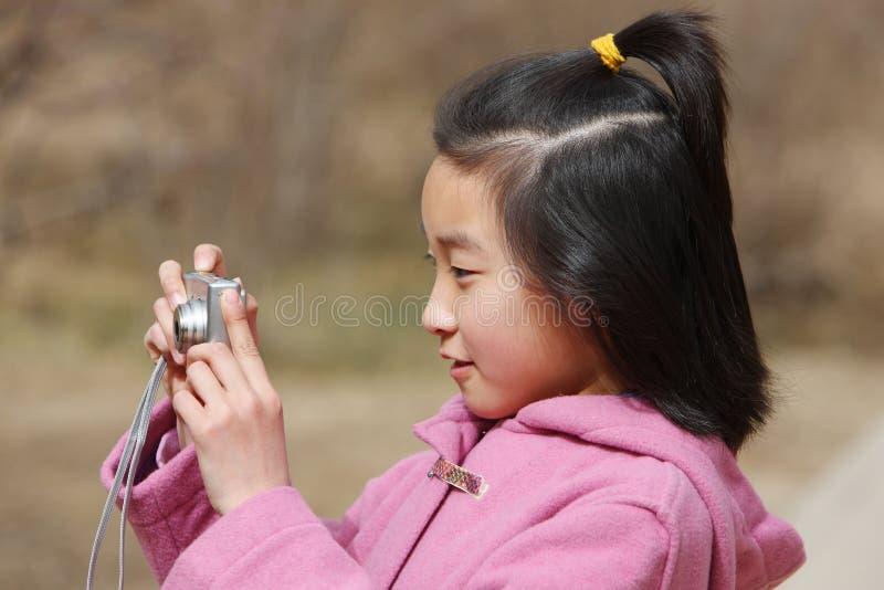 De fotografen van het kind royalty-vrije stock foto