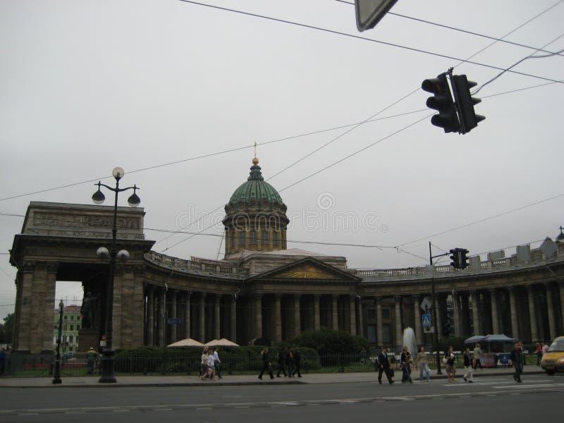 De Fotostad van St. Petersburg royalty-vrije stock foto