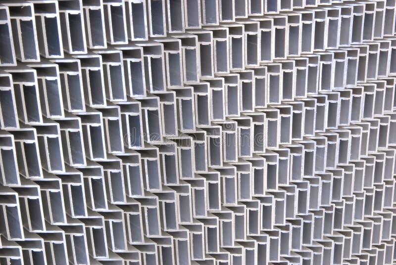 De frames van het aluminium stock afbeeldingen