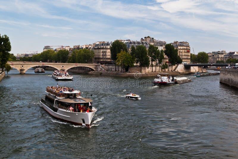 de France ille ludwika Paris święty zdjęcie stock
