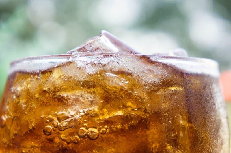 De Frisdranken, Zoete, thirst-quenching populaire dranken stock foto