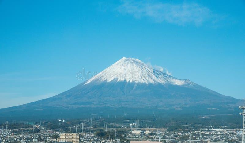 De fujiberg in Japan royalty-vrije stock fotografie