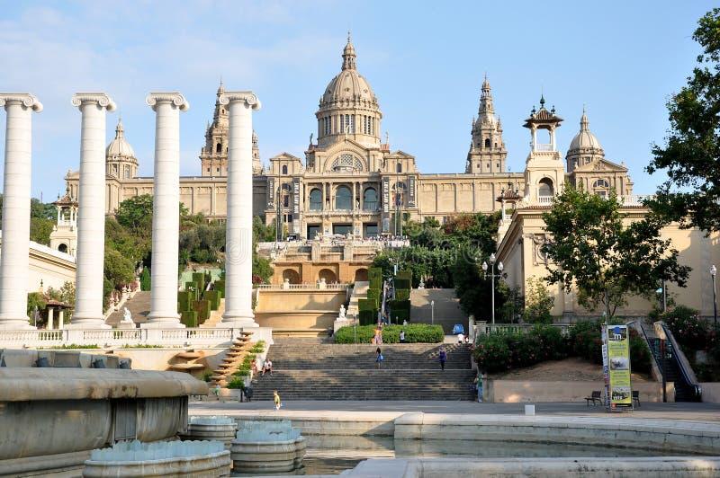 De galerij van Barcelona royalty-vrije stock fotografie