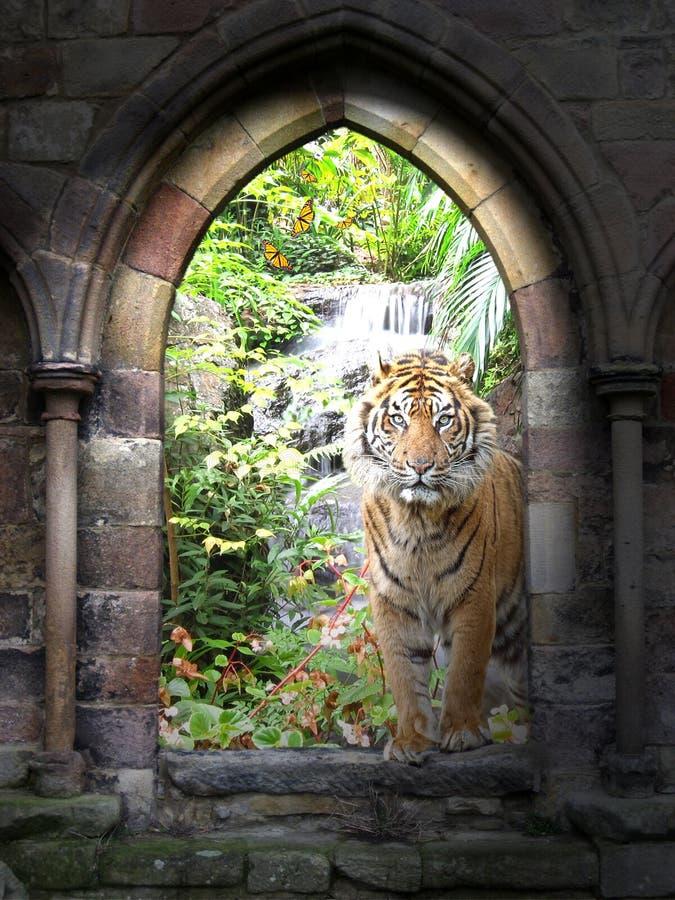 De gateway van de wildernis