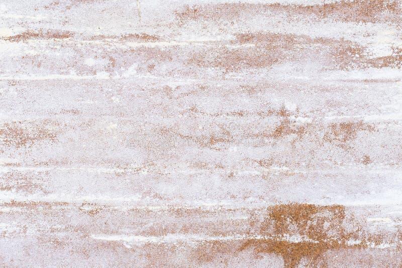 De gebruikte achtergrond van de schuurpapiertextuur royalty-vrije stock fotografie