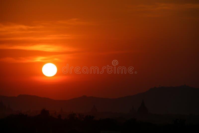 De Geest van Myanmar royalty-vrije stock foto