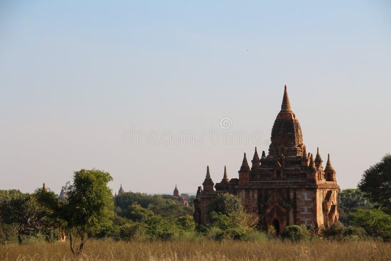 De Geest van Myanmar stock afbeelding
