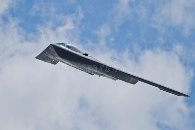 De Geest van Northrop Grumman B-2A stock fotografie
