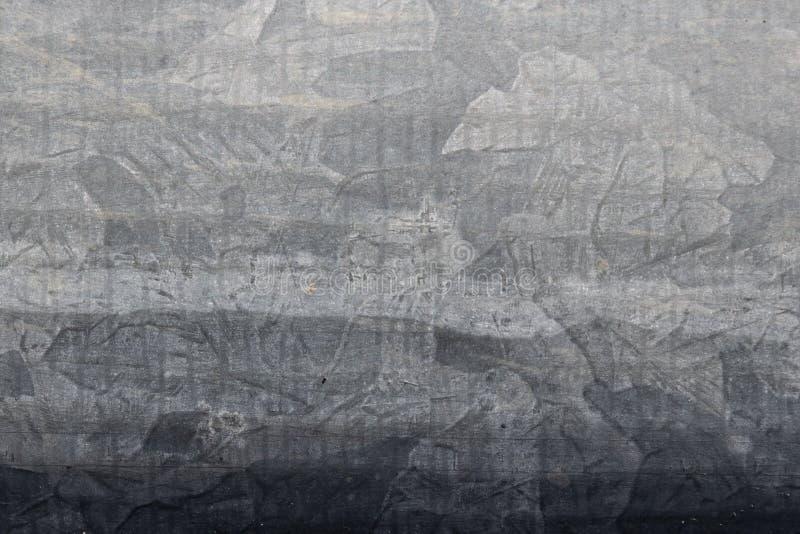 De gegalvaniseerde textuur van de de close-upoppervlakte van de metaalbuis royalty-vrije stock afbeelding