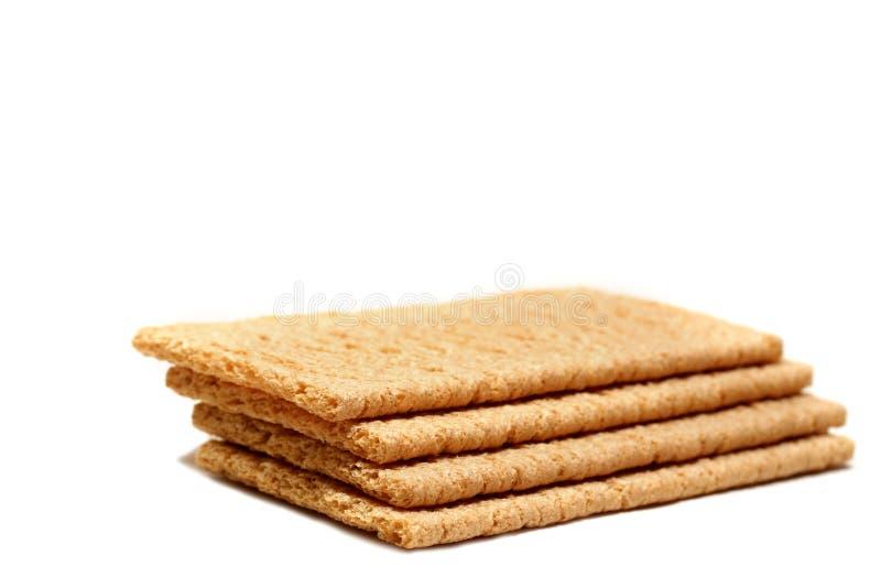 De gehele Crackers van de Korrel stock fotografie