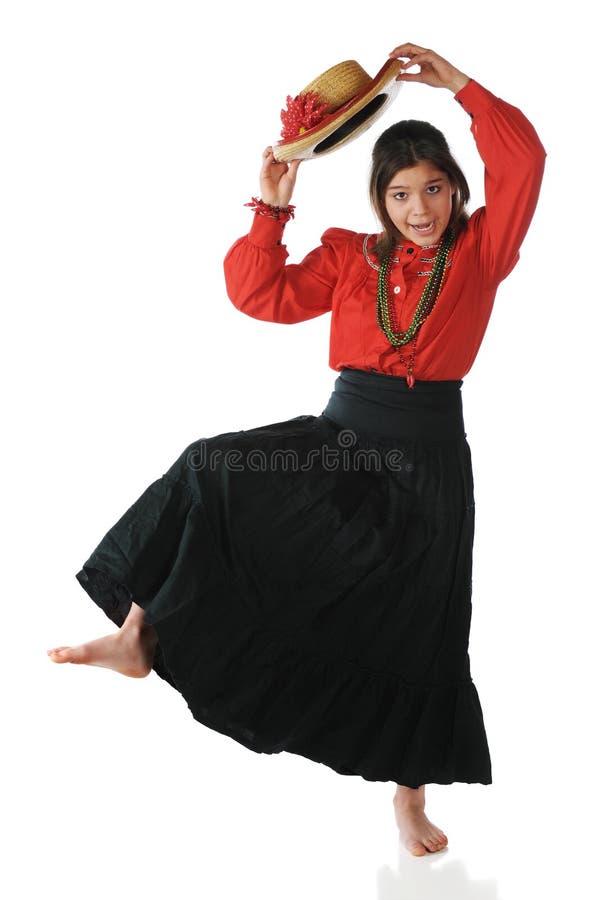 De gekke Danser van de Tiener