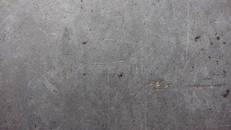 De gekraste en Vuile Textuur van de Steenmuur royalty-vrije stock foto