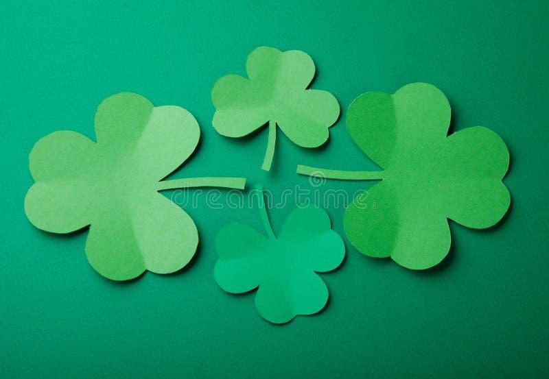 De gelukkige St Patrick ` s kaart van het Dag goede concept royalty-vrije stock fotografie