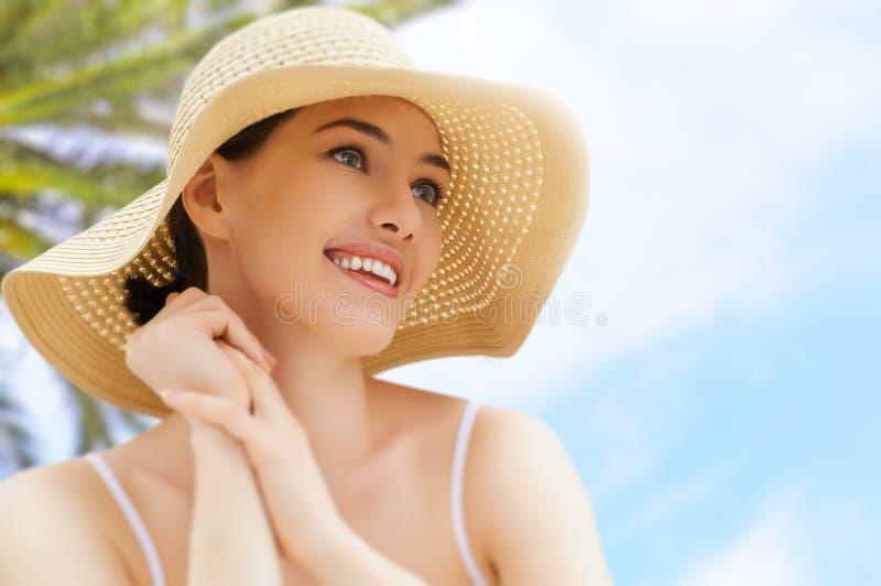 De gelukkige zomer royalty-vrije stock foto's