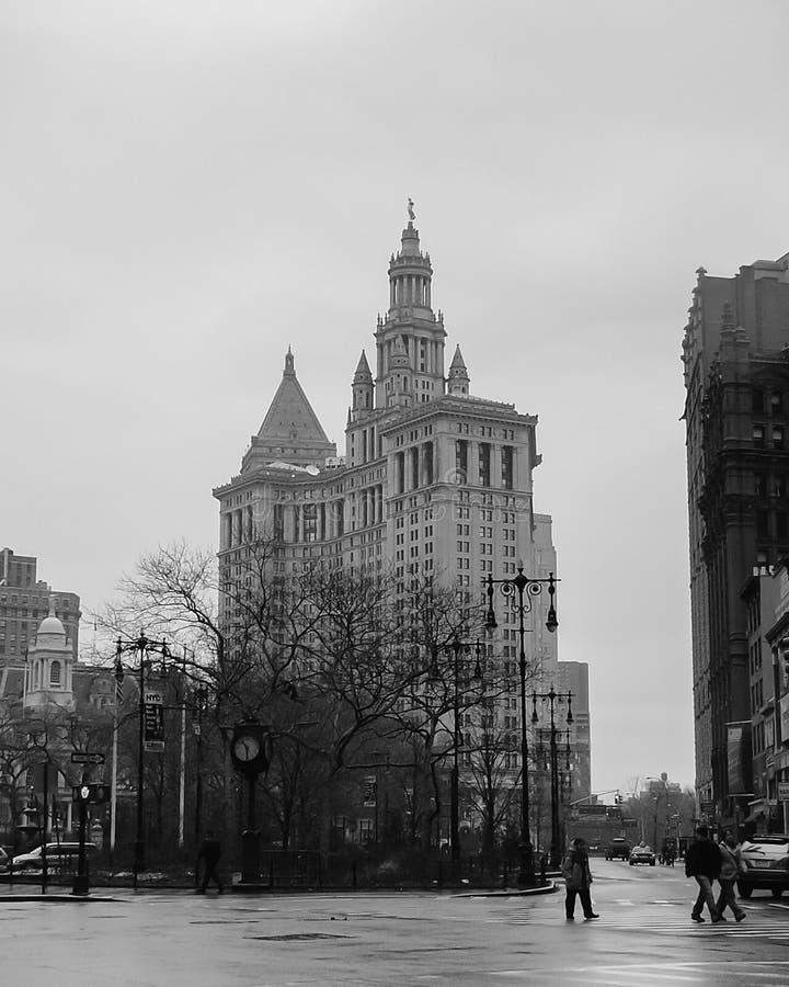 Download De Gemeentelijke Bouw Van Manhattan Redactionele Fotografie - Afbeelding bestaande uit afdeling, ornate: 39106157