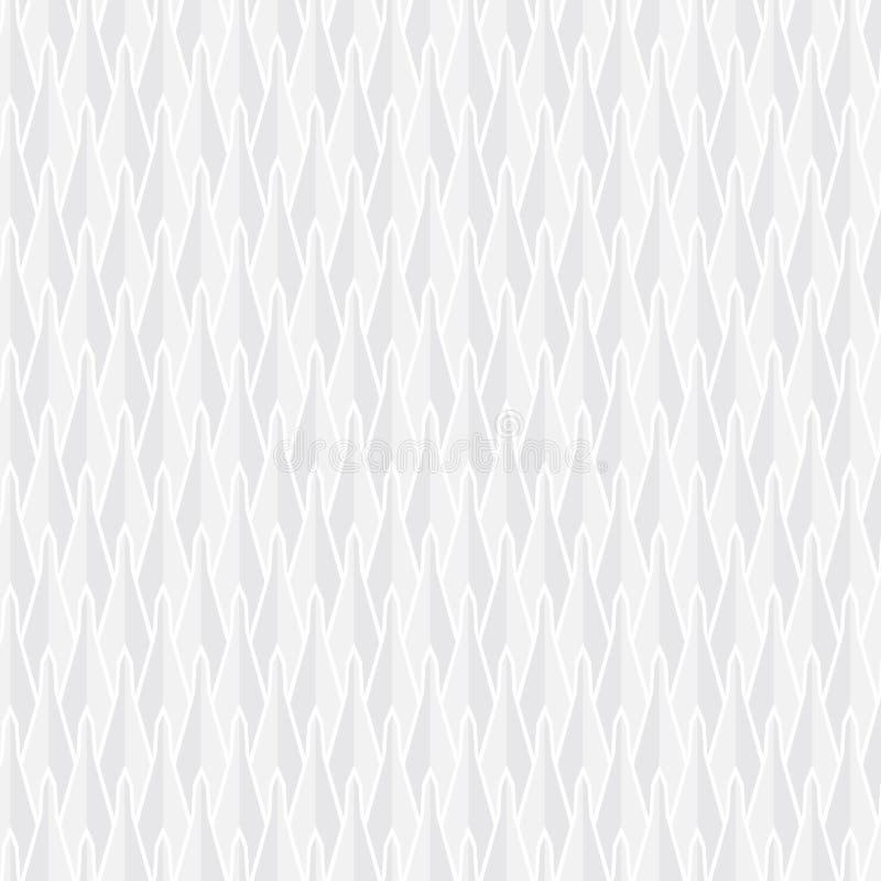 De geometrische witte huid van de textuurdraak stock afbeeldingen