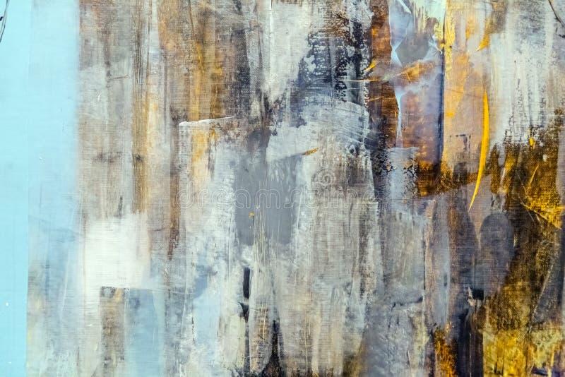De geschilderde Textuur van het Canvas royalty-vrije stock afbeeldingen